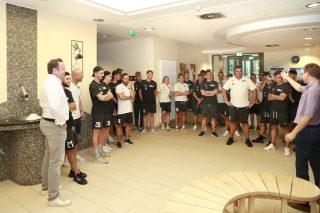 Walibo Therme und SV Lippstadt 08 kooperieren 2
